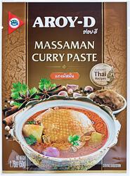 Pasta Curry - Masman
