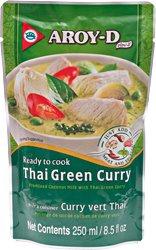Curry zielone